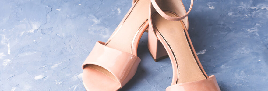 naked sandales