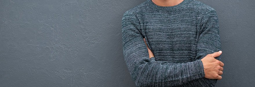 Pull pour homme
